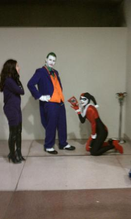 The Joker from