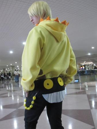 Girafarig from Pokemon
