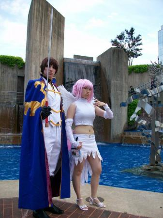 Suzaku Kururugi from Code Geass R2 worn by xProfAwesome
