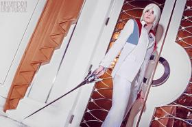 Weiss Schnee from RWBY worn by xProfAwesome