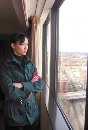 China / Wang Yao from Axis Powers Hetalia worn by Tomoyo Ichijouji