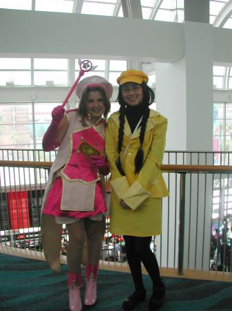 Tomoyo Daidouji from Card Captor Sakura worn by Tomoyo Ichijouji