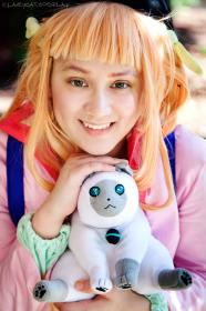 Elle Mel Marta from Tales of Xillia 2