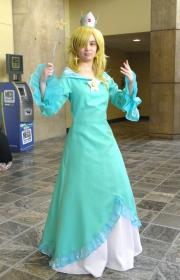 Rosalina from Super Mario Galaxy worn by Tomoyo Ichijouji