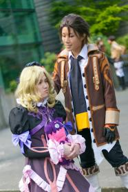 Elise Lutus from Tales of Xillia by Tomoyo Ichijouji