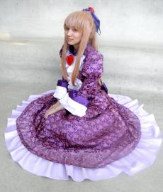 Sharon Rainsworth from Pandora Hearts worn by Tomoyo Ichijouji