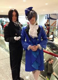 Ciel Phantomhive from Black Butler worn by Tomoyo Ichijouji