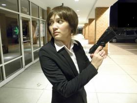 Akane Tsunemori from Psycho-Pass worn by Tomoyo Ichijouji