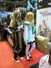 Natalia Luzu Kimuelasca Lanvaldear from Tales of the Abyss worn by Tomoyo Ichijouji