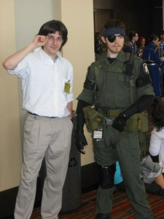 Huey Emmerich from Metal Gear Solid: Peace Walker
