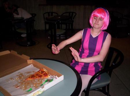 Stephanie from Lazy Town