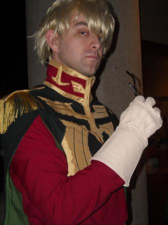 Char Aznable from Mobile Suit Gundam worn by madgophermm5