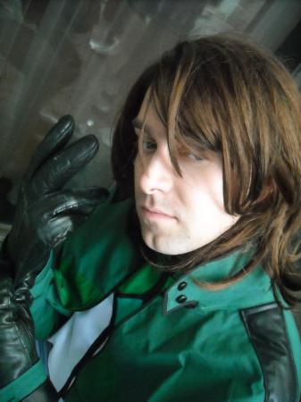 Lockon Stratos from Mobile Suit Gundam 00 worn by madgophermm5
