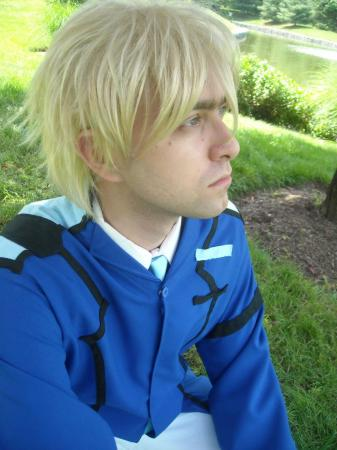 Graham Aker from Mobile Suit Gundam 00 worn by madgophermm5