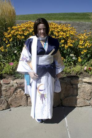 Kajiwara Saku from Harukanaru Toki no Naka de 3 worn by Setra