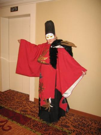 Akuramu from Harukanaru Toki no Naka de worn by Setra