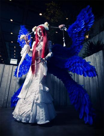 Lilith Sahr from Trinity Blood worn by Enayla