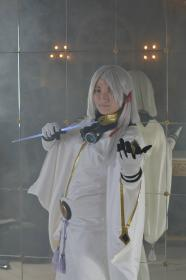 Dio Eraclea from Last Exile -Fam, the Silver Wing- worn by Ion