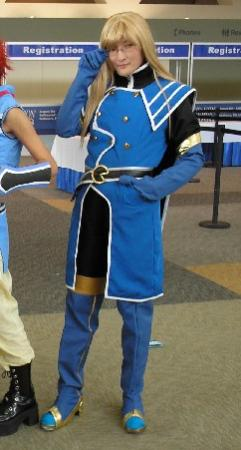Jade Curtiss from Tales of the Abyss worn by Ion