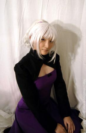 Yin from Darker than BLACK worn by Ion