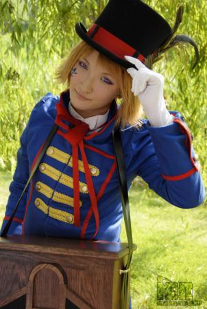 Drocell from Black Butler worn by Ion