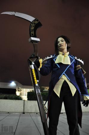 Yeager from Tales of Vesperia