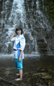 Haku from Spirited Away worn by Ion