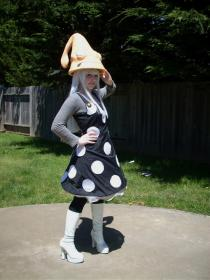 Eruka Frog from Soul Eater worn by ShannonAlise