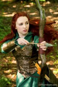 Tauriel from Hobbit, The worn by ShannonAlise