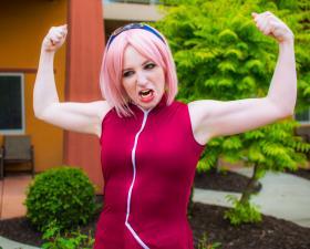 Sakura Haruno from Naruto by ShannonAlise