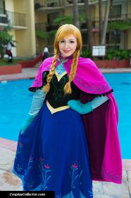 Anna from Frozen