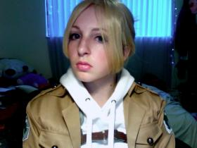 Annie Leonhardt from Attack on Titan worn by ShannonAlise