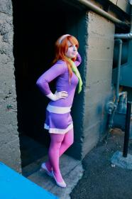 Daphne Blake from Scooby Doo worn by ShannonAlise