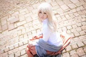 Historia Reiss / Christa Renz from Attack on Titan by karu