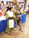 Toph Bei Fong from Avatar: The Last Airbender worn by karu