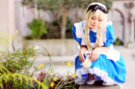 Alice from Original Design (Worn by karu)