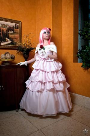 Utena Tenjou from Revolutionary Girl Utena worn by Chiara Scuro