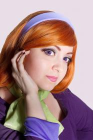 Daphne Blake from Scooby Doo  by Chiara Scuro