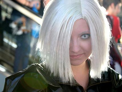 Kadaj from Final Fantasy VII: Advent Children worn by Chiara Scuro