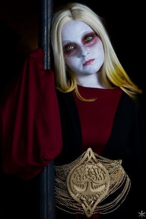 Princess Nuala Silverlance from Hellboy worn by Chiara Scuro
