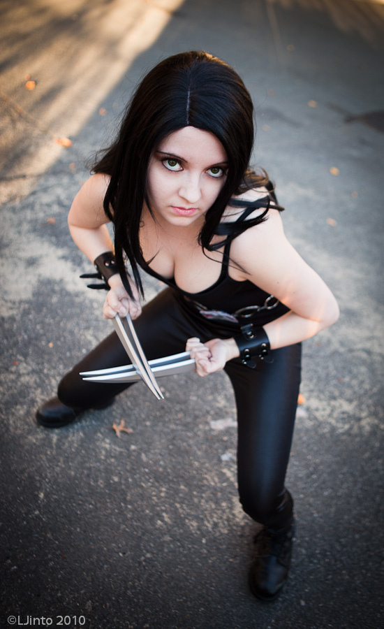 X 23 Cosplay X-23 from X-Men by Chi...