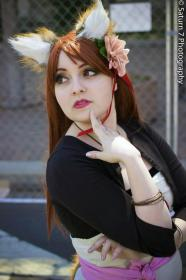 Horo from Spice and Wolf worn by Chiara Scuro