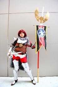 Hildegard von Krone from Soul Calibur 5