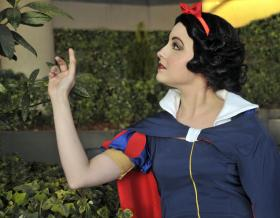 Snow White from Disney Princesses by Chiara Scuro