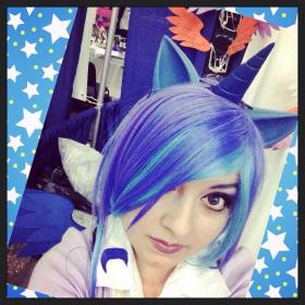 Luna from My Little Pony Equestria Girls worn by Chiara Scuro