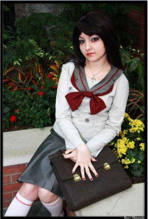 Rei Hino from Sailor Moon S worn by Chiara Scuro