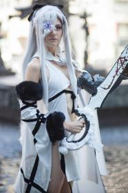 Zero from Drakengard 3 worn by GebGeb