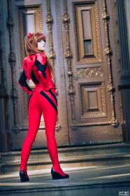 Asuka Langley Sohryu from Neon Genesis Evangelion by GebGeb