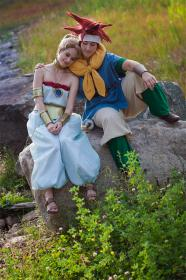 Marle from Chrono Trigger worn by GebGeb