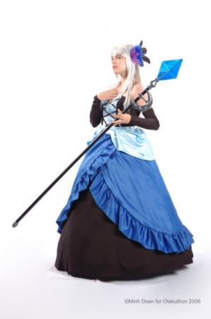 Gwendolyn from Odin Sphere worn by GebGeb